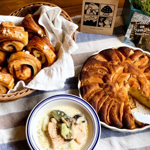 【朝活】サウナ×コーヒー×朝食……北欧の朝を体験しませんか?