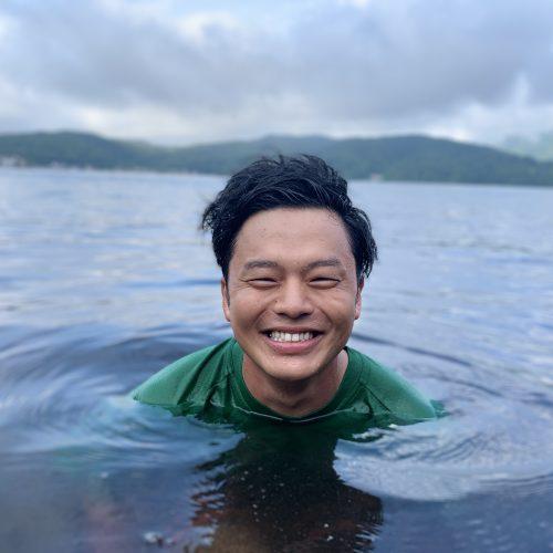 【野尻湖でSUP!!】