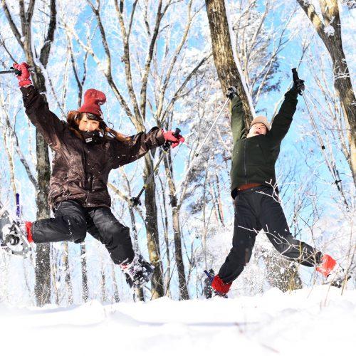 今シーズンの雪は絶好調!アウトドアガイドのコバがオススメする冬のアクティビティ!