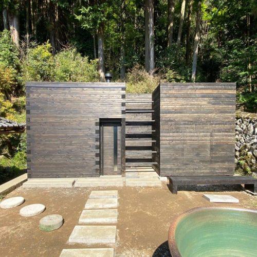 奈良県にうまれ・めざめるサウナ「ume, sauna」が完成しました。